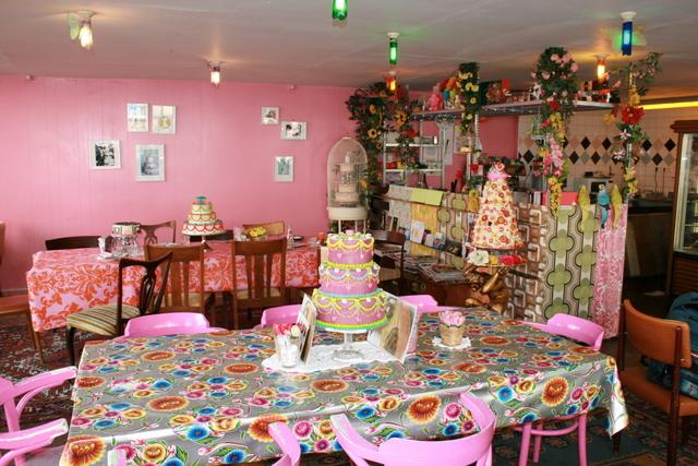 De taart van m'n tante, cake, amsterdam
