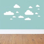 cloud-wall-decal