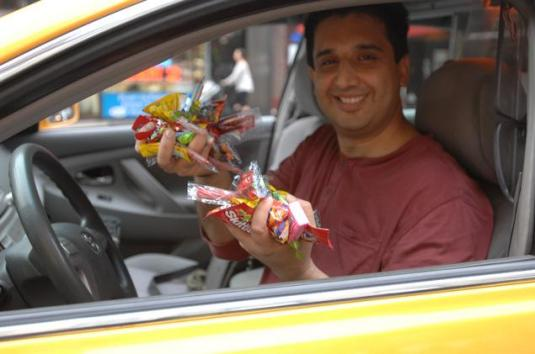 Candy Cab New York
